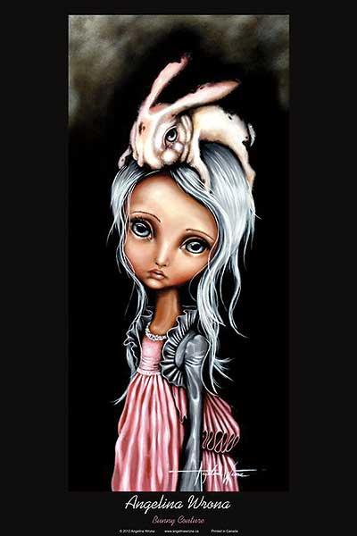 W466 - Wrona, Angelina - Bunny Couture