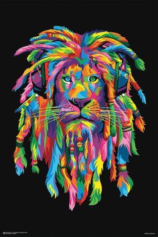 W871 - Weer, Bob - Lion Rasta