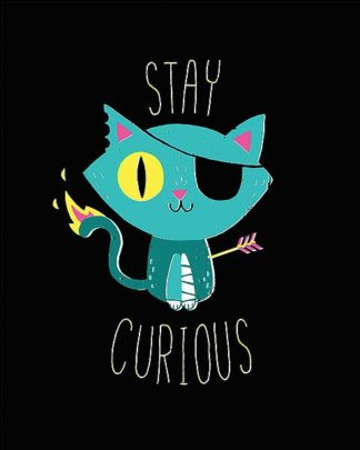 B3571D - Buxton, Michael - Stay Curious