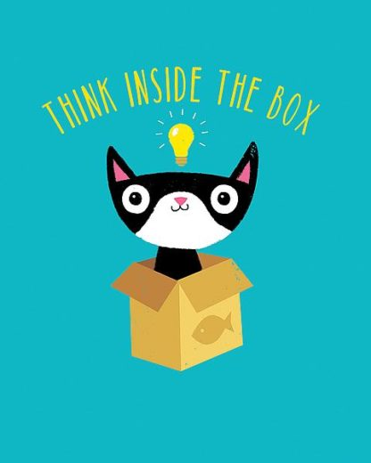 B3574D - Buxton, Michael - Think Outside The Box