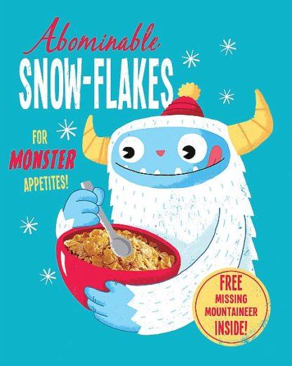 B3575D - Buxton, Michael - Abominable Snowflakes