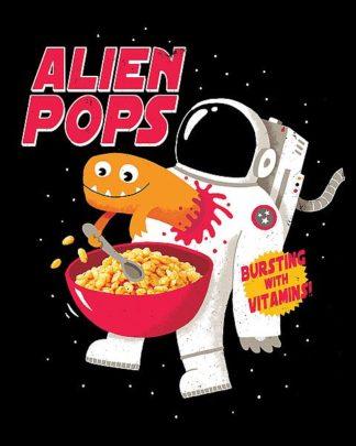 B3577D - Buxton, Michael - Alien Pops