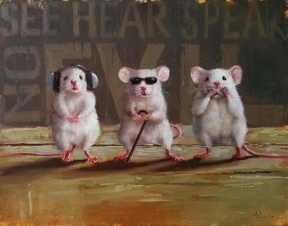 H1417D - Heffernan, Lucia - Three Wise Mice