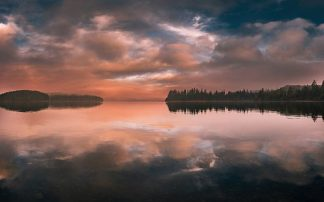 K2630D - Kostka, Vladimir - Western Sunset