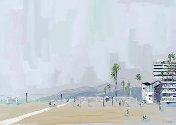 O309D - Oswald, Pete - Annenberg Beach House