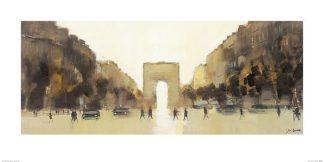 PPR41180 - Barker, Jon - Arc de Triomphe