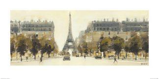PPR41181 - Barker, Jon - Eiffel Tower Boulevard