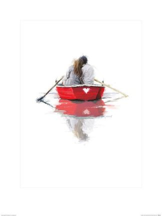 PPR51056 - Macneil, Richard - Couple in Boat