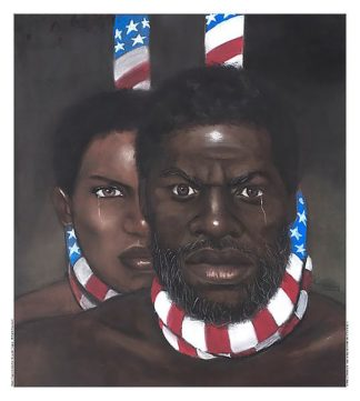 C1190 - Cooper, Laurie - Black Couple in America