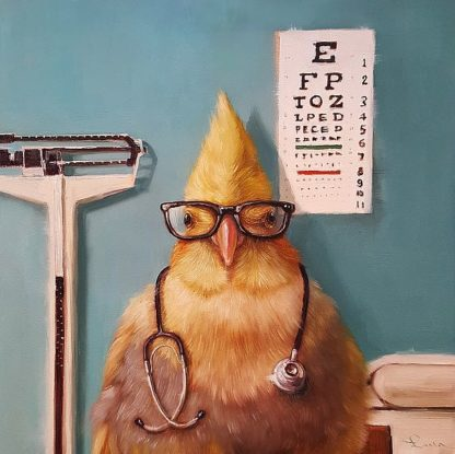 H1436D - Heffernan, Lucia - Featherologist