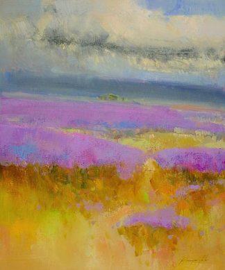 Y34D - Yeremyan, Vahe - Field of Lavenders 1