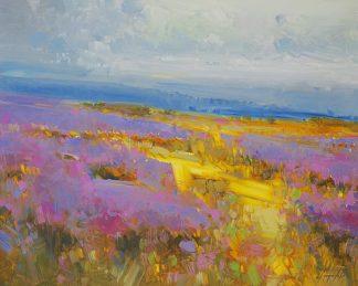 Y35D - Yeremyan, Vahe - Field of Lavenders 2