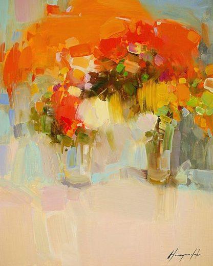 Y42D - Yeremyan, Vahe - Vase of Yellow Flowers 2
