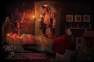 B3584 - Bullard, Jason - Keeping the Flame (Soldier)