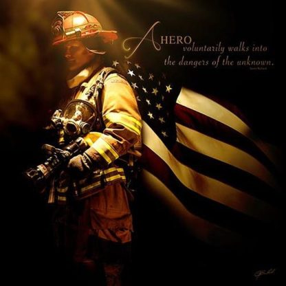 B3586 - Bullard, Jason - Heroes of a Nation (Firefighter)