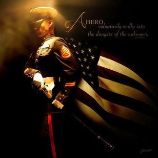 B3587 - Bullard, Jason - Heroes of a Nation (Marine)