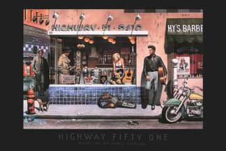 C256 - Consani, Chris - Highway Fifty One