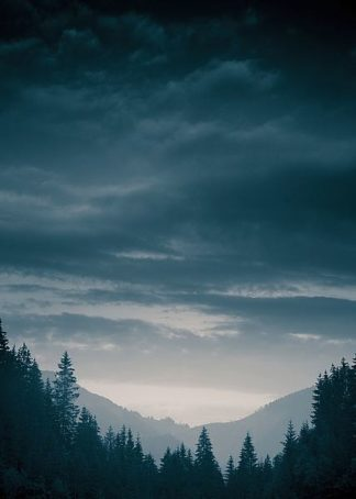 IN99218 - PhotoINC Studio - Blue Mountains IV