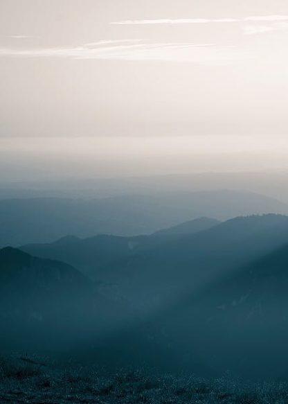 IN99219 - PhotoINC Studio - Blue Mountains V