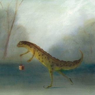 M1552D - McInnes, DD - The Yuletide Newt