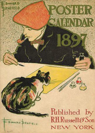 P1139D - Penfield, Edward - R.H. Russell & Son Calendar, 1897
