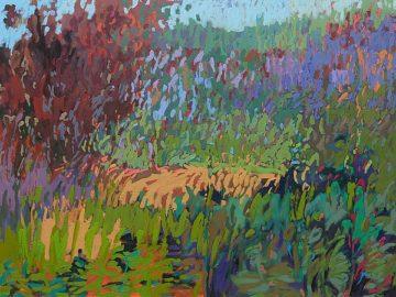 S1621D - Schmidt, Jane - Color Field No. 72