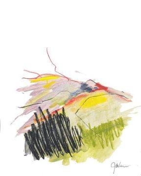 W922D - Weiss, Jan - Abstract Landscape No. 12