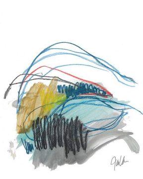 W924D - Weiss, Jan - Abstract Landscape No. 19