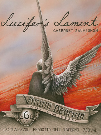 P1141D - Peterson, Kurt - Lucifer's Lament