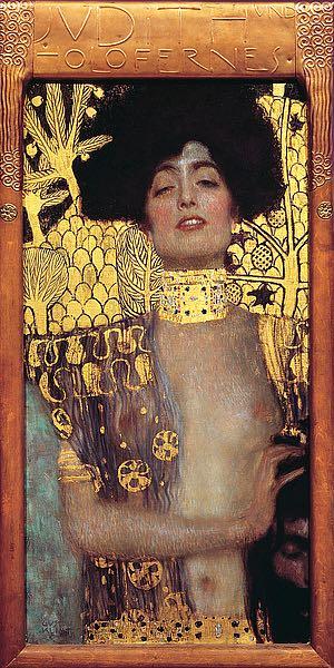 K2635D - Klimt, Gustav - Judith I