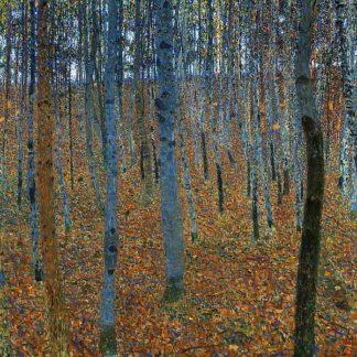 K2636D - Klimt, Gustav - Beech Grove I