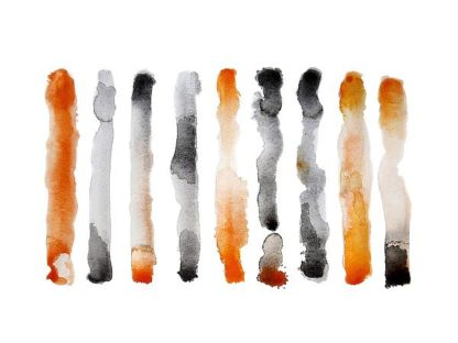 M1521D - Muren, Nancy LaBerge - Orange and Black