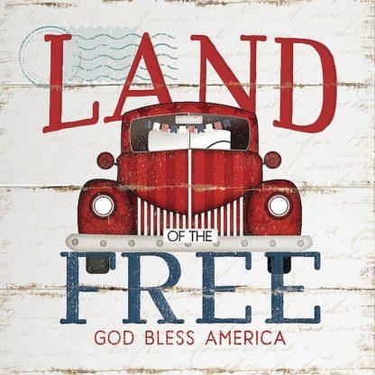 SBJP5684 - Pugh, Jennifer - Land of the Free