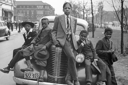 L904 - Lee, Russell - Sunday Best (Chicago Boys - 1941)