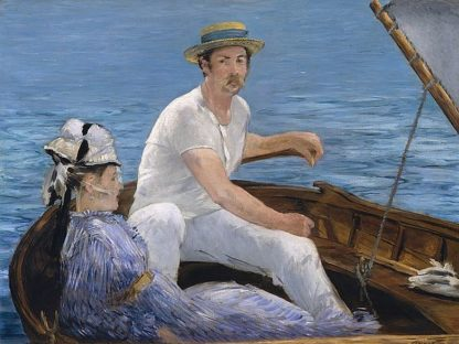 M1573D - Manet, Edouard - Boating