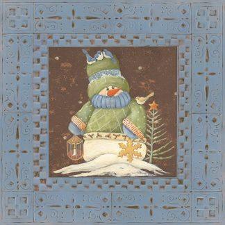 SBJM536 - Moulton, Jo - Blue Snowman I