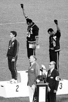 U675 - Unknown - 1968 Olympics - Black Power (Mexico City - 1968)