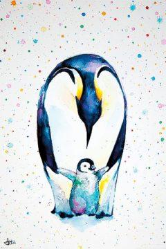 A502 - Allante, Marc - Little Steps - Penguins