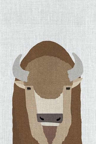 A516D - Annie Bailey Art - Buffalo