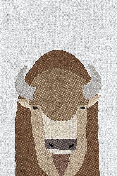 A516D - Annie Bailey Art - Buffalo