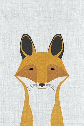 A517D - Annie Bailey Art - Foxy