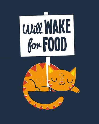 B3636D - Buxton, Michael - Will Wake for Food