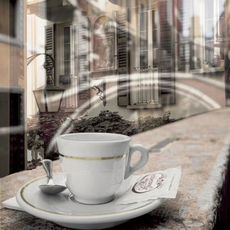 B3642D - Blaustein, Alan - Cafe in Venezia #1