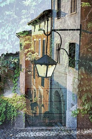 B3650D - Blaustein, Alan - Montalcino Lampione #1