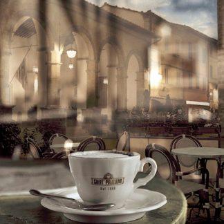 B3651D - Blaustein, Alan - Montepulciano Caffe #1