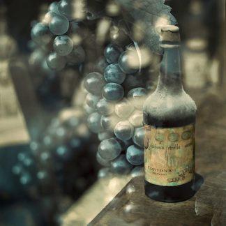B3655D - Blaustein, Alan - Tuscan Caffe #1