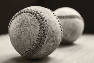 F707D - Fielding, Edward M. - Old Baseballs