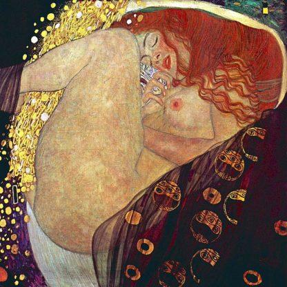 K2658D - Klimt, Gustav - Danae, 1907-1908
