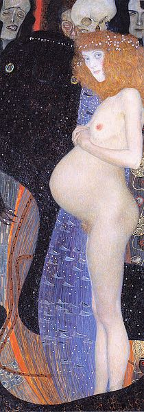 K2660D - Klimt, Gustav - The Hope I