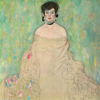 K2664D - Klimt, Gustav - Portrait of Amalie Zuckerkandl, 1917-1918